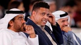 Da Ronaldo a Capello: quanti volti noti del calcio a Dubai!