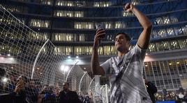 Julio Cesar: «Il Triplete con l'Inter un sogno»