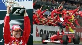 Buon compleanno Schumacher, il campione compie 50 anni