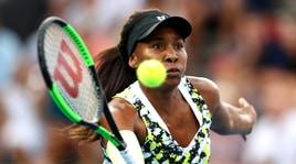 Wta Auckland, Venus Williams vola ai quarti di finale