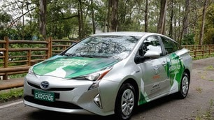 Toyota Prius Hybrid FFV: foto