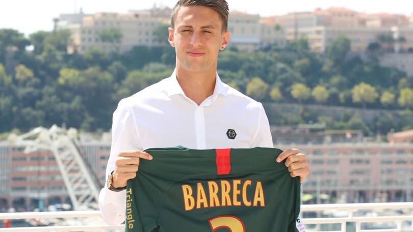 Genoa ufficiale: dal Monaco Barreca in prestito