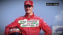 Born this day - Michael Schumacher compie 50 anni