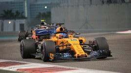 F1, prima accensione per il motore della McLaren