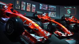 Michael 50, l'omaggio Ferrari a Schumacher