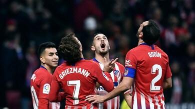 Atletico Madrid, Gil Marin: «Juventus e Cristiano forti, speriamo di farcela»
