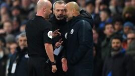 Premier League, Guardiola scatenato in panchina