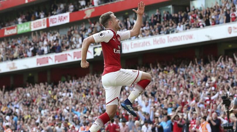Ramsey, non solo Juve: anche il Real Madrid a caccia del gallese