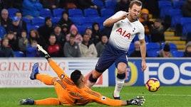 Fa Cup, quote in discesa per il Tottenham