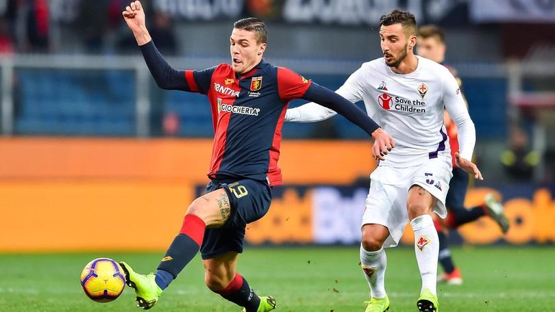 Serie A Genoa, Favilli: «Il rientro si avvicina»
