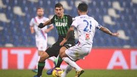 Calciomercato Frosinone, ufficiale: preso Trotta dal Sassuolo