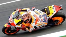 MotoGp Honda, Marquez: «Non tenderò la mano a Rossi»