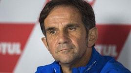 MotoGp Suzuki, Brivio: «Con Rins puntiamo a vincere le gare»