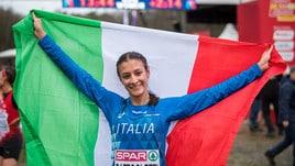 Nadia Battocletti, cresciuta al Cross del Campaccio inizia la stagione domenica prossima