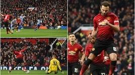 FA Cup, Solskjaer schiaccia anche il Reading: avanti lo United