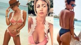 Lady Marchisio incanta alle Maldive