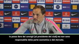 Tuchel avvisa il Napoli: