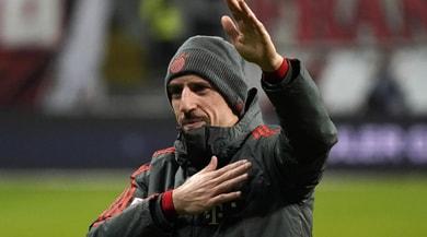 Bayern Monaco, Ribery multato per gli insulti social