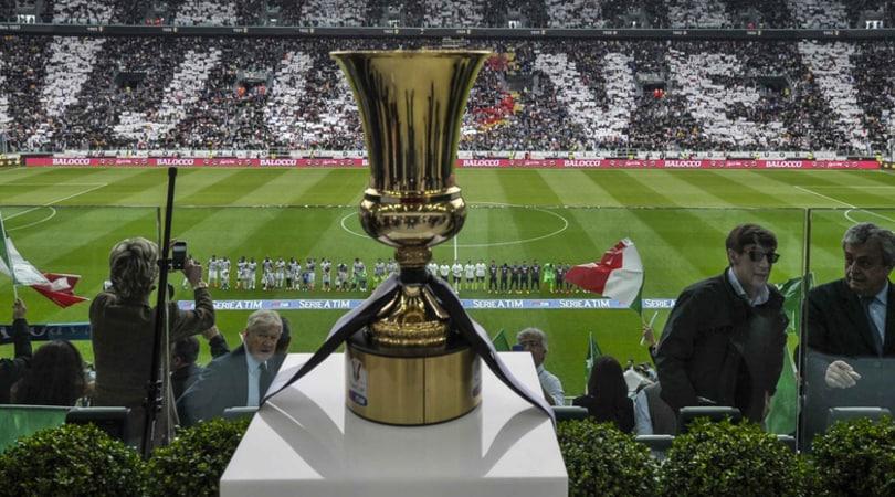 Coppa Italia, ecco date e orari dei quarti di finale
