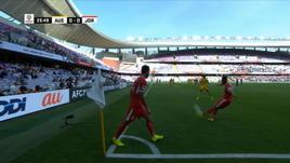 Musa Al Taamari subito decisivo con un assist