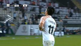Chhetri, il gol che supera Messi