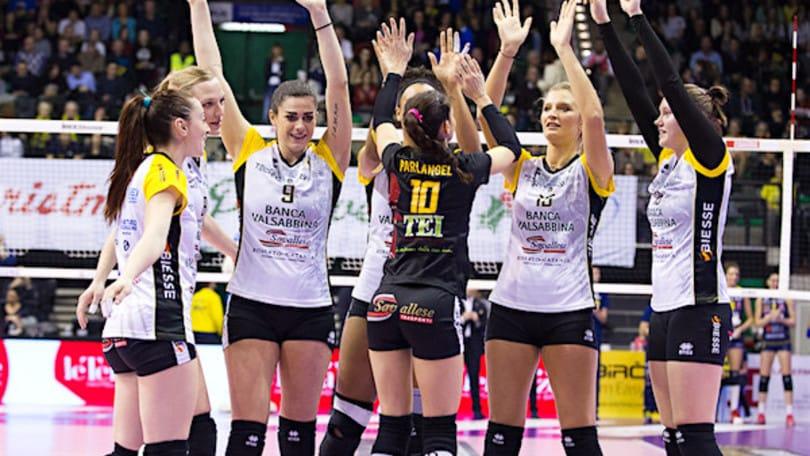 Volley: A1 Femminile, Novara cade a Brescia, Conegliano vince in trasferta