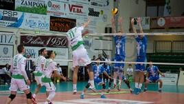 Volley: A2 Maschile, Girone Bianco, Brescia ancora ko, Spoleto travolge Roma