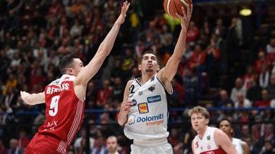 Basket, Serie A: Milano torna a vincere, Venezia raggiunge Avellino