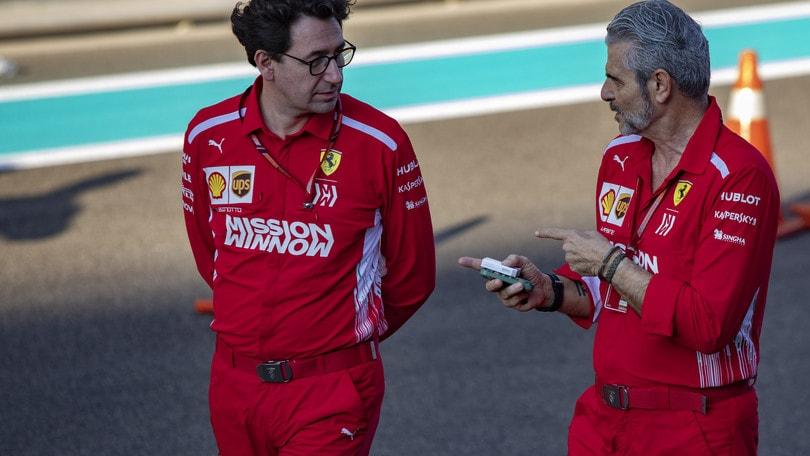 Ferrari è rivoluzione: Binotto al posto di Arrivabene