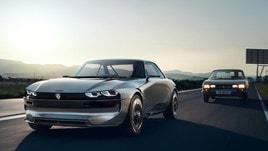 Peugeot e-Legend, dai fan una petizione per la produzione