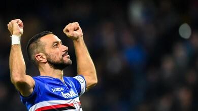 Serie A, Quagliarella sfida Batigol: nuovo record a  33,00