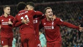 Fa Cup, Wolverhampton-Liverpool: Reds avanti ma non troppo