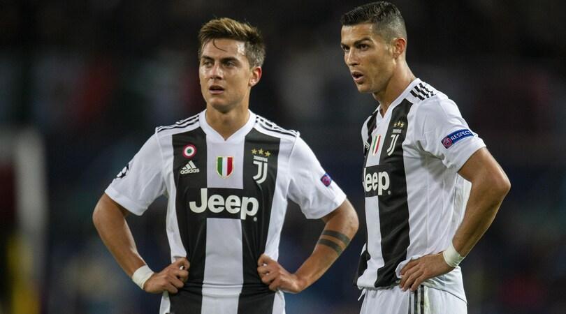 Top 100 del valore di mercato: Dybala 13 posizioni sopra Ronaldo