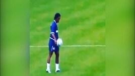 Ronaldinho ricorda i tempi del PSG