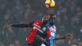 Calciomercato Genoa, Perinetti: «Kouame al Napoli, c'è l'intesa»