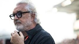F1 Ferrari, Briatore: «Arrivabene? Giusto cambiare chi non vince»