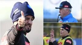 Il Napoli aspetta il Sassuolo: ripresa con vista sulla Coppa Italia