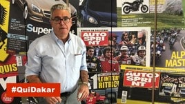 Dakar 2019, si parte!