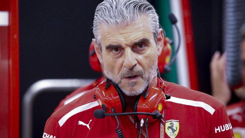 F1, Ferrari: ufficiale l'addio di Arrivabene, al suo posto Binotto