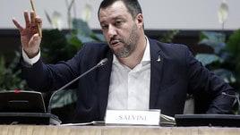 Salvini: «Sradicheremo la violenza con ogni mezzo necessario»