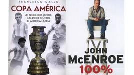 La storia della Coppa America e l'autobiografia di John McEnroe
