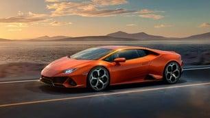 Lamborghini Huracán Evo: foto