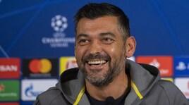 Sergio Conceicao: «Sorteggio? Contenti della Roma. Ho vinto sei derby». Ma c'è un errore...