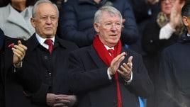 Alex Ferguson ai giocatori del Manchester: «Farete tornare grande lo United»