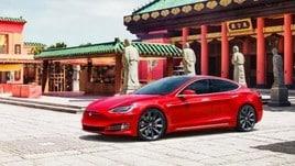 Tesla, a Shangai la prima Gigafactory cinese