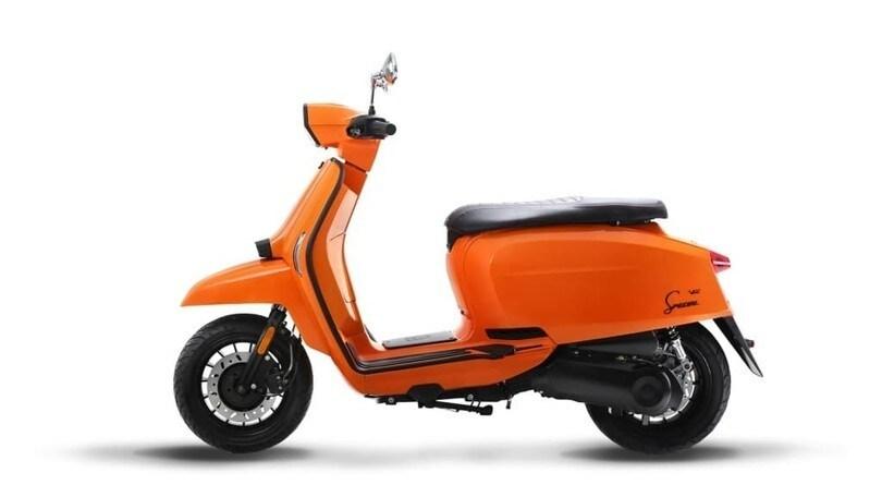 Lambretta elettrica, due scooter nel 2020