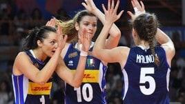 Volley: ufficializzati i gironi di qualificazione intercontinentale per Tokyo 2020