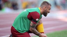 Roma, De Rossi si allena in palestra: scongiurata l'operazione