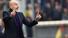 Serie A Fiorentina, Pioli: «Dobbiamo far meglio rispetto all'andata»