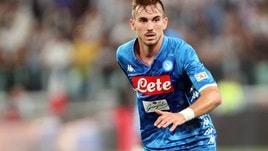 Fabian Ruiz: «Con la Juve è dura vincere lo scudetto»